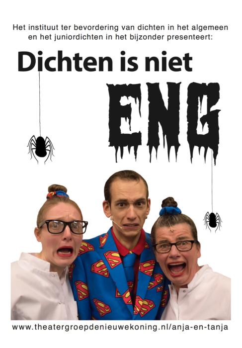 Voorkeur Dichten is niet ENG! &MY75
